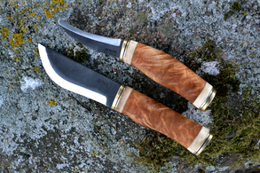 Customized Hunters knives set